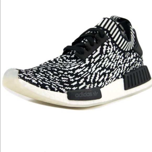 62bfca63501650 adidas Other - Adidas NMD Size 10.5 Men s Black and white Zebra